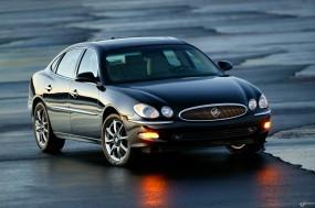 Обои Buick LaCrosse (2005): Buick LaCrosse, Buick