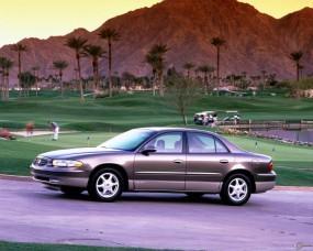 Обои Buick Regal (1998): Buick Regal, Buick