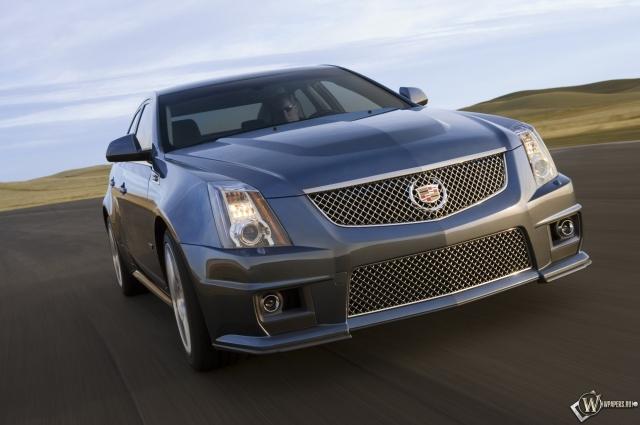 Cadillac - CTS-V