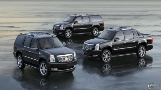 2007 Cadillac Escalade Family