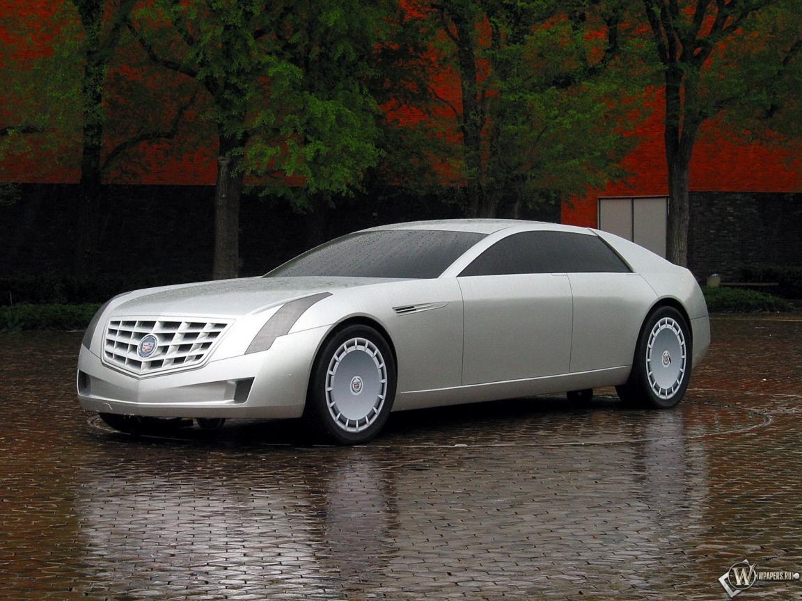 Скачать обои Cadillac Sixteen Кадиллак Авто Cadillac