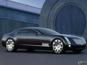Обои Cadillac Sixteen: Кадиллак, Авто, Cadillac Sixteen, Кадиллак Сикстин, Cadillac