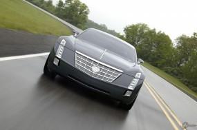 Обои Cadillac Sixteen: Кадиллак, Авто, Дорога, Cadillac Sixteen, Кадиллак Сикстин, Лес, Cadillac