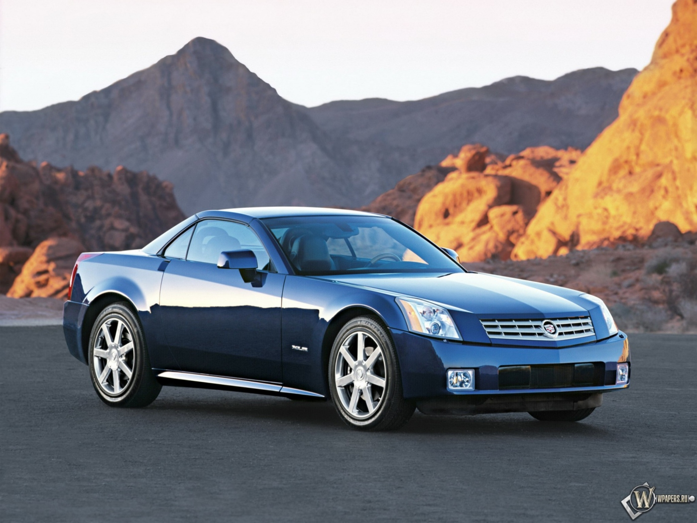 Cadillac XLR 1400x1050