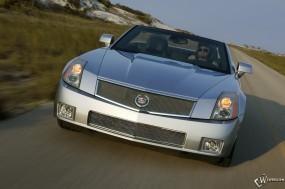 Обои Cadillac XLR-V: Кадиллак, Авто, Дорога, Автомобили, Auto, Cadillac XLR-V, Cadillac