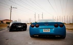 Обои Chevrolet Corvette: Машина, Авто, Chevrolet, Corvette, Chevrolet