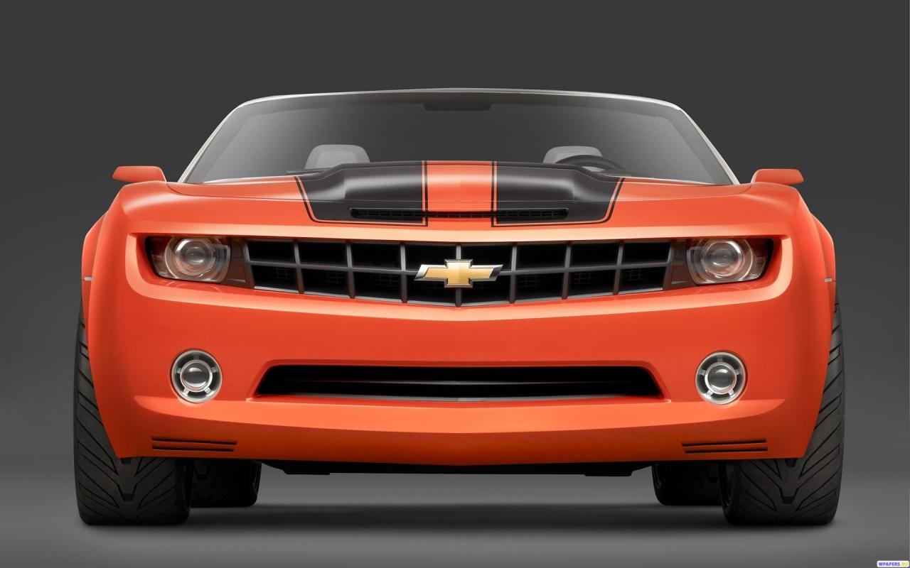 Chevrolet Camaro Convertible Concept 1280x800