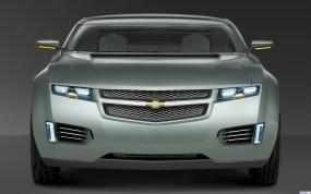 Обои Серый Chevrolet: , Chevrolet