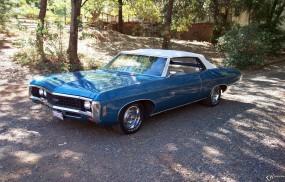 Chevrolet Impala Convertible 1969