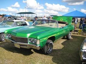 Обои Chevrolet Impala 1971 : Кабриолет, Chevrolet Impala, Chevrolet