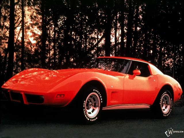 Chevrolet 1970-1979 Corvette