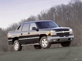 Обои Chevrolet Avalanche WBH: Пикап, Chevrolet Avalanche, Chevrolet