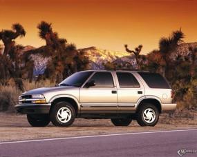 Обои Chevrolet Blazer (1999): Пикап, Chevrolet Blazer, Chevrolet