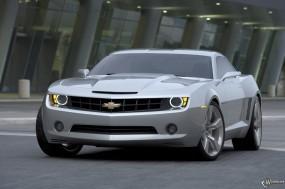 Обои Chevrolet Camaro Concept: Chevrolet Camaro, Chevrolet