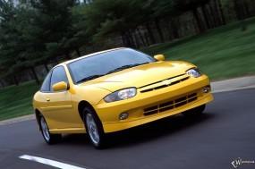 Обои Chevrolet Cavalier Coupe: Chevrolet Cavalier, Chevrolet