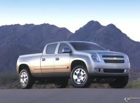 Обои Chevrolet Cheyenne: Пикап, Chevrolet Cheyenne, Chevrolet