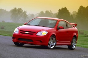 Обои Chevrolet Cobalt SS Supercharged: Chevrolet Cobalt SS, Chevrolet