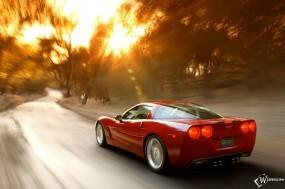 Обои Chevrolet Corvette 2005: Корвет, Chevrolet Corvette, Chevrolet