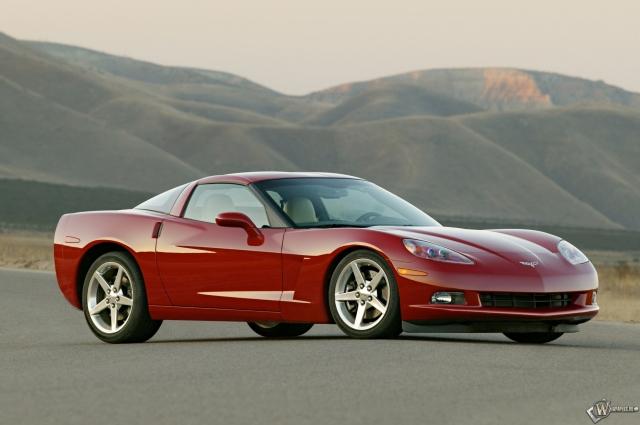 Chevrolet Corvette (2005)