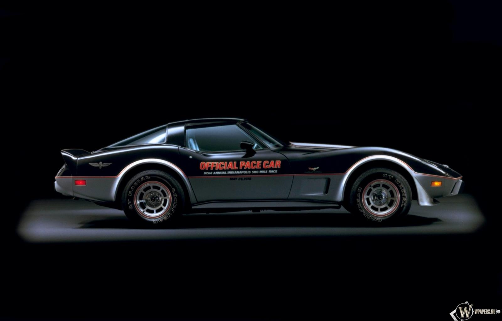 Chevrolet Corvette Indy 500 Pace Car 1978 1600x1024