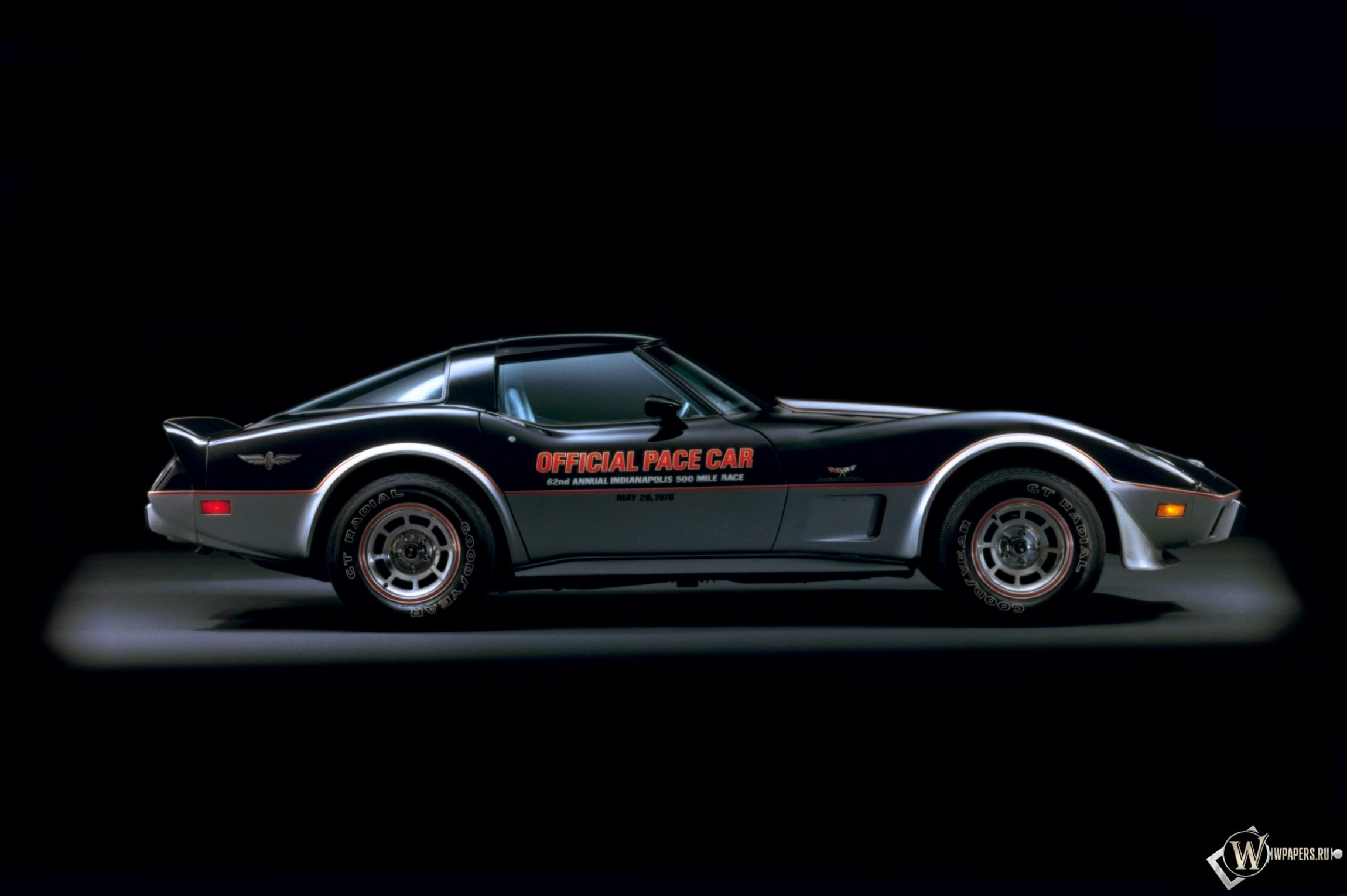 Chevrolet Corvette Indy 500 Pace Car 1978 2300x1530