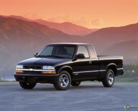 Обои Chevrolet S-10: , Chevrolet