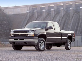 Chevrolet Silverado Heavy Duty