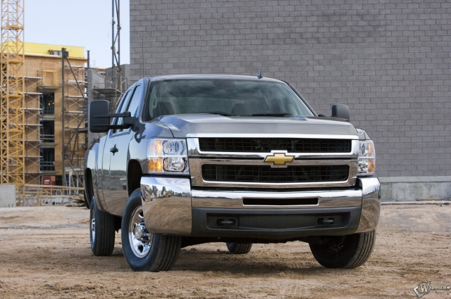 Chevrolet Silverado Heavy Duty Extended Cab