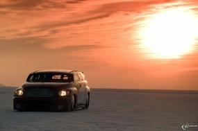 Обои Chevrolet SO-CAL HHR Bonneville Racer: Chevrolet SO-CAL, Chevrolet