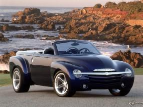 Обои Chevrolet SSR Concept: Кабриолет, Chevrolet SSR, Chevrolet