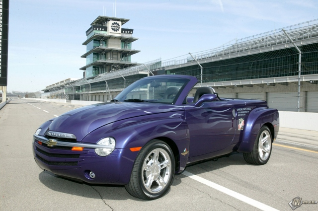 Chevrolet SSR Indianapolis Pace Car