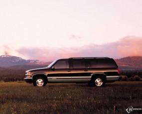 Обои Chevrolet Suburban 1992: Внедорожник, Chevrolet Suburban, Chevrolet