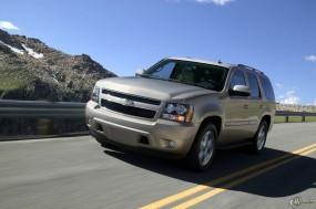 Обои Chevrolet Tahoe: Внедорожник, Chevrolet Tahoe, Chevrolet