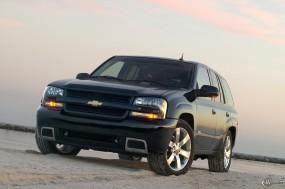Обои Chevrolet TrailBlazer SS: Внедорожник, Chevrolet TrailBlazer, Chevrolet