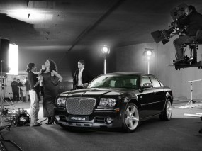 Обои Chrysler 300C: Chrysler 300C, Chrysler