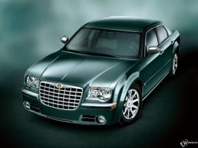 Обои Chrysler 300C: Chrysler 300C, Chrysler