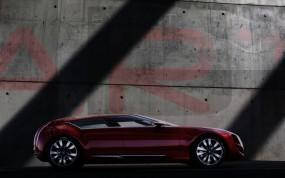 Обои Citroen C-Metisse Concept: Авто, Стена, Серый, Citroen C-Metisse, Citroen