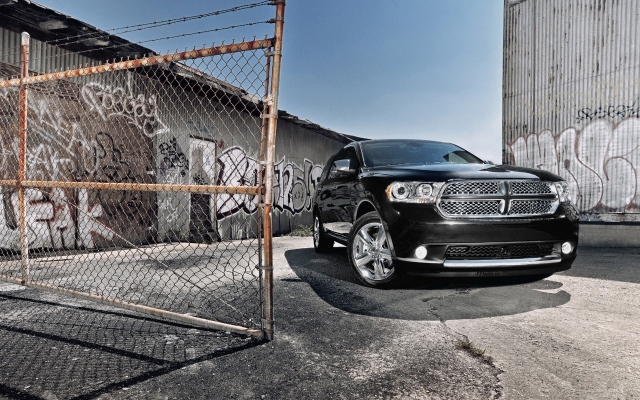 Dodge Durango 2011 srt8