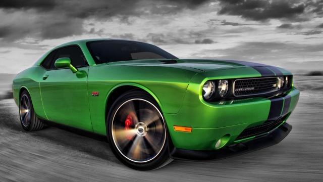Dodge challenger 392