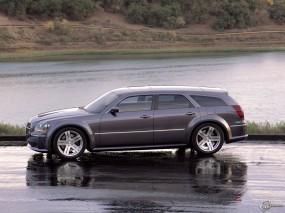 Обои Dodge Magnum SRT8: Dodge Magnum, Dodge