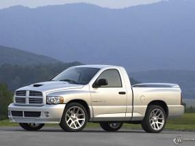 Обои Dodge Ram SRT10: Пикап, Dodge Ram, Dodge