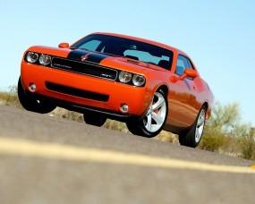 Обои Dodge Challenger: Додж Челенджер, Dodge Challenger, Dodge
