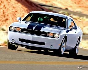 Обои Dodge Challenger SRT V8: Dodge Challenger, Dodge