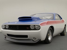 Обои Dodge Challenger super stock concept: Dodge Challenger, Тюнинг, Dodge