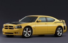 Обои Dodge Charger SRT8: Спойлер, Dodge Charger, Dodge