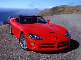 Обои Dodge Viper Cabrio: Кабриолет, Dodge Viper, Dodge