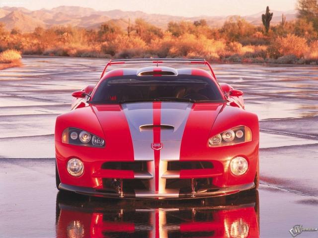 Dodge Viper GTS - R