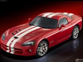 Обои Dodge Viper SRT10: Dodge Viper, Dodge