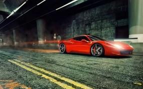 Обои Ferrari 458 Italia: Машина, Ferrari 458, Italia, Ferrari
