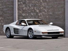 Обои Ferrari Testarossa 1986–92: Авто, Ferrari Testarossa, Ferrari